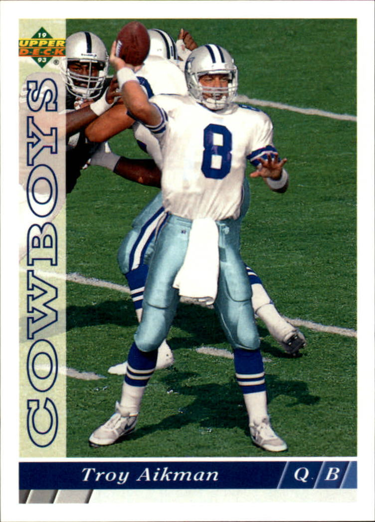 1993 Upper Deck #140 Troy Aikman