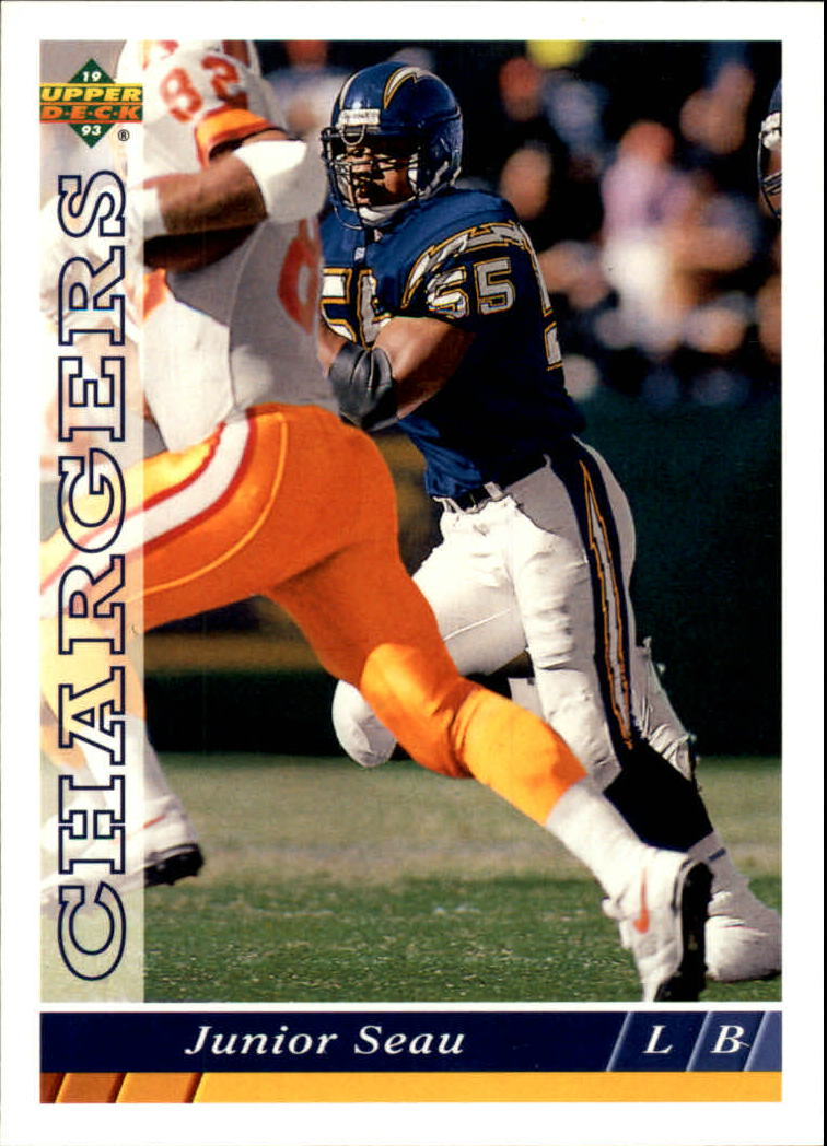 1993 Upper Deck #247 Junior Seau