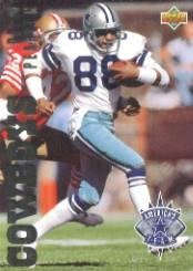1993 Upper Deck America's Team #AT6 Drew Pearson