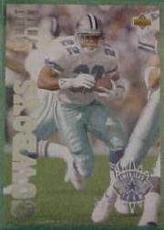 1993 Upper Deck America's Team #AT7 Emmitt Smith