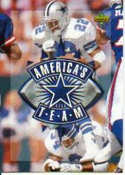 1993 Upper Deck America's Team #NNO Emmitt Smith HDR