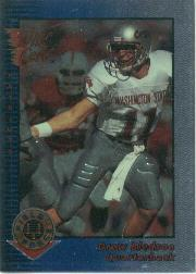 1993 Wild Card Superchrome Field Force #SCF8 Drew Bledsoe