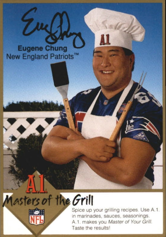 1994 A1 Masters of the Grill #4 Eugene Chung