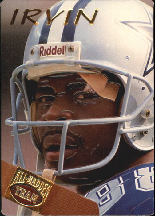 1994 Action Packed All-Madden #10 Michael Irvin
