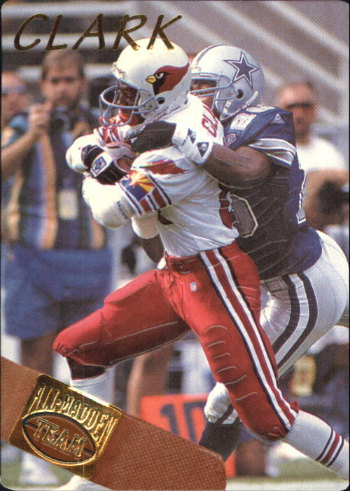 1994 Action Packed All-Madden #40 Gary Clark