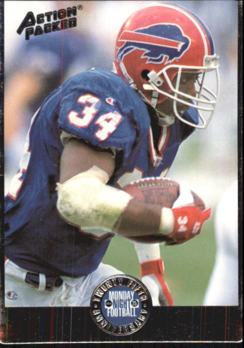 1994 Action Packed Monday Night Football #36 Thurman Thomas