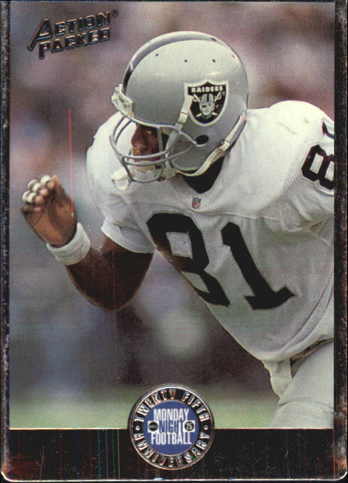 1994 Action Packed Monday Night Football #46 Tim Brown