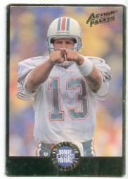 1994 Action Packed Monday Night Football #52 Dan Marino