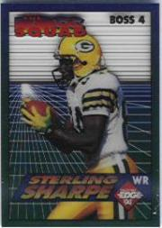1994 Collector's Edge Boss Squad Promos #4 Sterling Sharpe