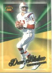 1994 Pacific Triple Folders Rookies and Stars #25 Drew Bledsoe