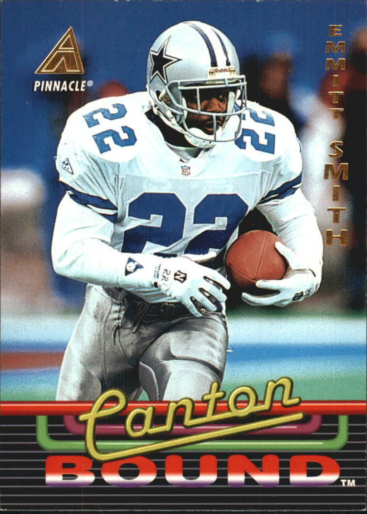 1994 Pinnacle Canton Bound #2 Emmitt Smith