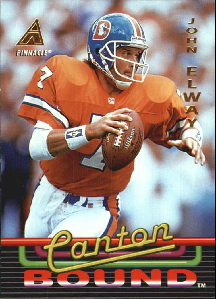 1994 Pinnacle Canton Bound #7 John Elway