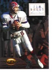 1994 SkyBox Premium Promos #S4 Jim Kelly