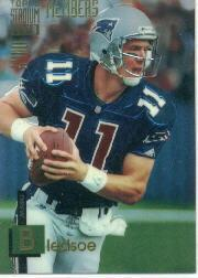 1994 Stadium Club Members Only 50 #46 Drew Bledsoe