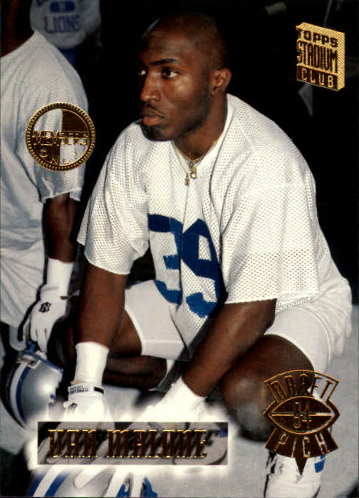 1994 Stadium Club Members Only Parallel #147 Van Malone