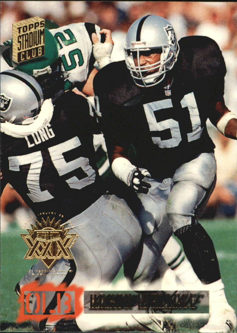 1994 Stadium Club Super Teams Super Bowl #175 Aaron Wallace