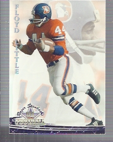 1994 Ted Williams #17 Floyd Little