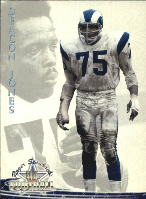 1994 Ted Williams #30 Deacon Jones