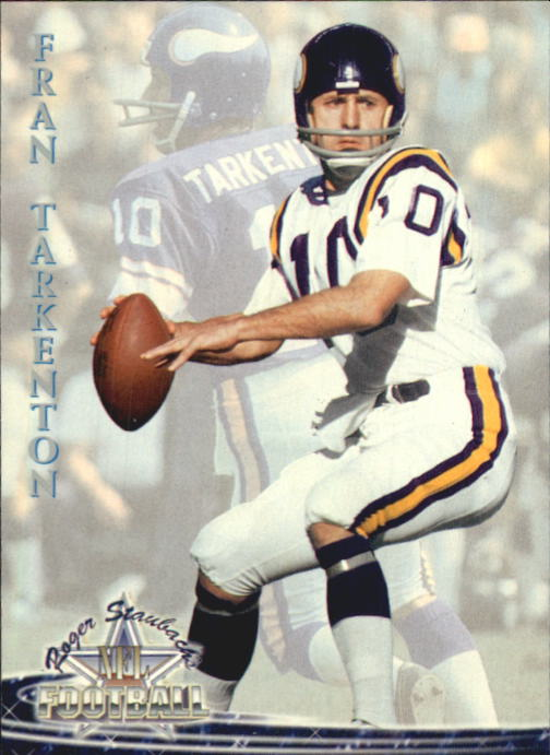 1994 Ted Williams #34 Fran Tarkenton