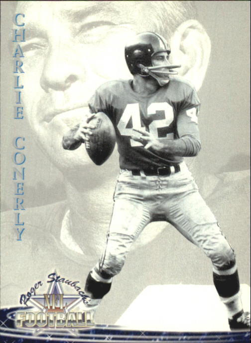 1994 Ted Williams #41 Charley Conerly