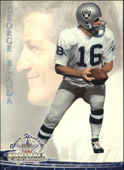 1994 Ted Williams #45 George Blanda