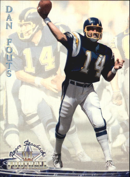 1994 Ted Williams #54 Dan Fouts