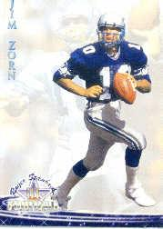 1994 Ted Williams #57 Jim Zorn