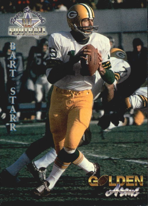 1994 Ted Williams #76 Bart Starr