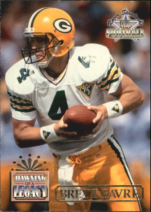 1994 Ted Williams #82 Brett Favre