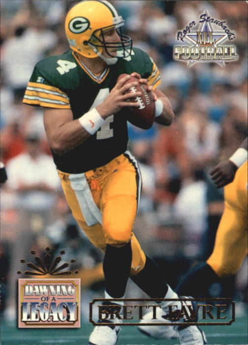 1994 Ted Williams #83 Brett Favre