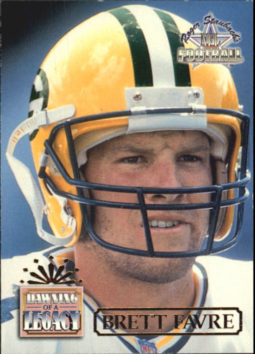 1994 Ted Williams #84 Brett Favre
