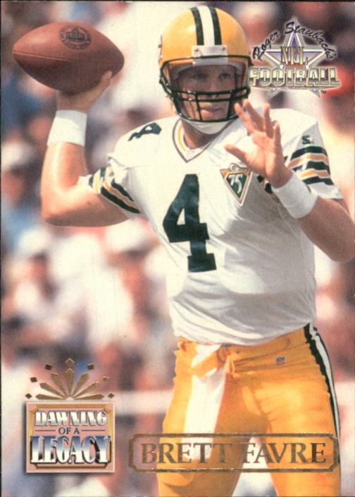 1994 Ted Williams #85 Brett Favre