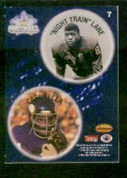 1994 Ted Williams POG Cards #7 Dick Lane/Carl Eller