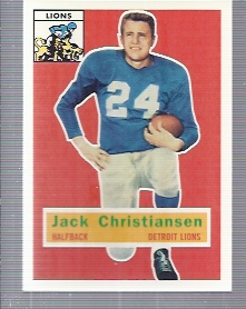 1994 Topps Archives 1956 #20 Jack Christiansen