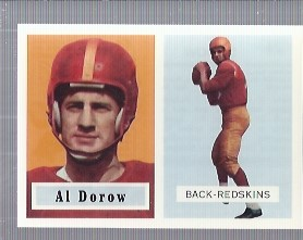 1994 Topps Archives 1957 #24 Al Dorow