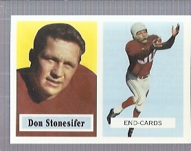 1994 Topps Archives 1957 #38 Don Stonesifer