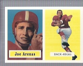 1994 Topps Archives 1957 #66 Joe Arenas