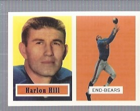 1994 Topps Archives 1957 #67 Harlon Hill