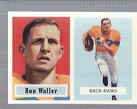 1994 Topps Archives 1957 #82 Ron Waller