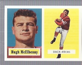 1994 Topps Archives 1957 #95 Hugh McElhenny