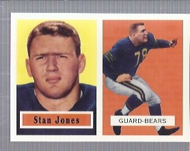 1994 Topps Archives 1957 #96 Stan Jones
