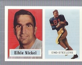 1994 Topps Archives 1957 #101 Elbert Nickel