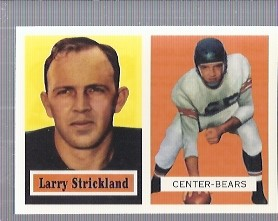 1994 Topps Archives 1957 #105 Larry Strickland