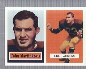 1994 Topps Archives 1957 #142 John Martinkovic