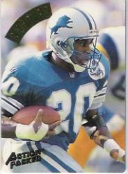 1994 Action Packed #30 Barry Sanders