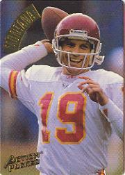 1994 Action Packed #49 Joe Montana