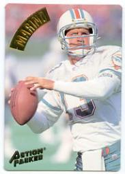 1994 Action Packed #62 Dan Marino