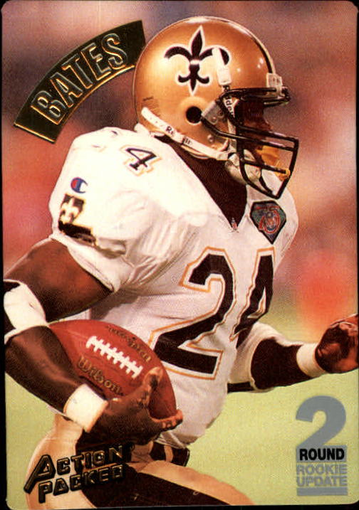 1994 Action Packed #157 Mario Bates RC