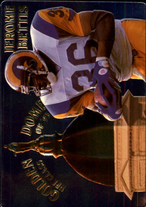 1994 Action Packed #194 Jerome Bettis GD