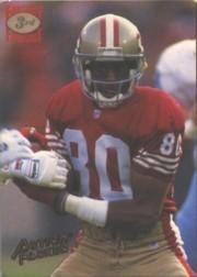 1994 Action Packed Fantasy Forecast #FF6 Jerry Rice